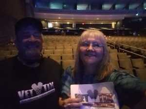 Marion attended Yes, Asia, John Lodge, Palmer's ELP Legacy Live! - Pop on Jul 24th 2019 via VetTix