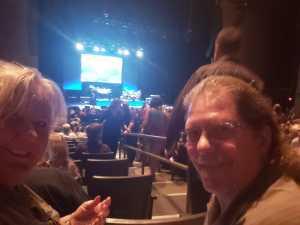 Marie attended Yes, Asia, John Lodge, Palmer's ELP Legacy Live! - Pop on Jul 24th 2019 via VetTix