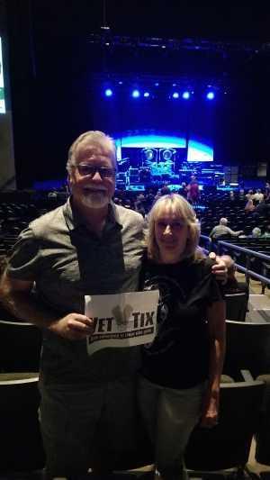 Greg attended Yes, Asia, John Lodge, Palmer's ELP Legacy Live! - Pop on Jul 24th 2019 via VetTix