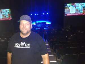 James attended Yes, Asia, John Lodge, Palmer's ELP Legacy Live! - Pop on Jul 24th 2019 via VetTix
