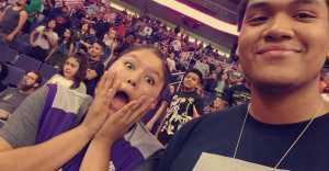 Shelly attended Phoenix Mercury vs. Dallas Wings - WNBA on Aug 10th 2019 via VetTix