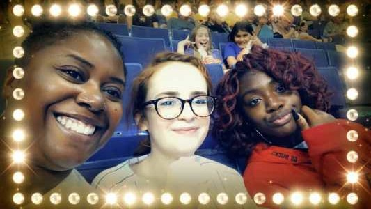 Naomia attended Phoenix Mercury vs. Atlanta Dream - WNBA on Aug 16th 2019 via VetTix