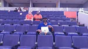 Vernon attended Phoenix Mercury vs. Atlanta Dream - WNBA on Aug 16th 2019 via VetTix