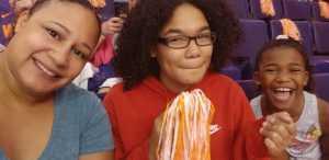 Alisha attended Phoenix Mercury vs. Minnesota Lynx - WNBA on Sep 6th 2019 via VetTix