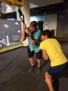 Scott attended Adventure Science Center Tickets on Aug 10th 2019 via VetTix