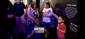 nathan attended Adventure Science Center Tickets on Aug 10th 2019 via VetTix