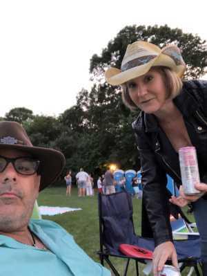 Raymond attended Brett Eldredge - Country on Jul 27th 2019 via VetTix