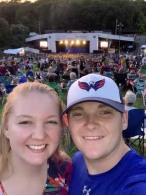 Adam attended Brett Eldredge - Country on Jul 27th 2019 via VetTix