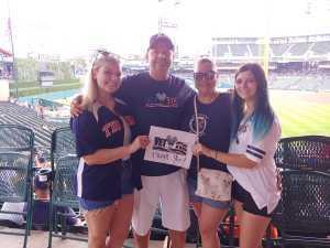 Mark attended Detroit Tigers vs. Chicago White Sox - MLB on Aug 7th 2019 via VetTix
