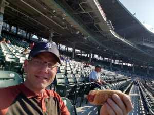 JEREMY attended Detroit Tigers vs. Chicago White Sox - MLB on Aug 7th 2019 via VetTix