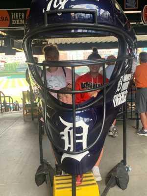 Sean attended Detroit Tigers vs. Chicago White Sox - MLB on Aug 7th 2019 via VetTix