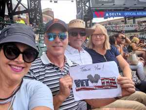 Craig attended Detroit Tigers vs. Chicago White Sox - MLB on Aug 7th 2019 via VetTix