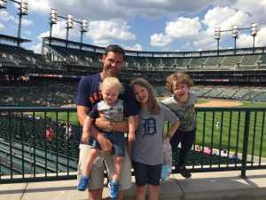 Timothy attended Detroit Tigers vs. Chicago White Sox - MLB on Aug 7th 2019 via VetTix