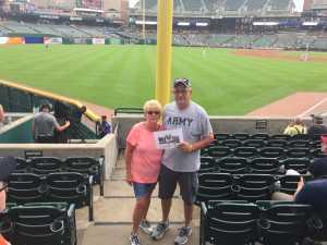 Robert attended Detroit Tigers vs. Chicago White Sox - MLB on Aug 7th 2019 via VetTix