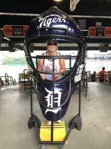 Kelli attended Detroit Tigers vs. Chicago White Sox - MLB on Aug 7th 2019 via VetTix