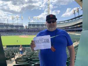 john attended Detroit Tigers vs. Chicago White Sox - MLB on Aug 7th 2019 via VetTix