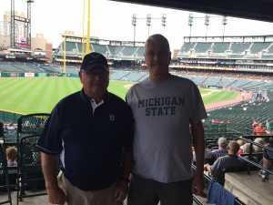William attended Detroit Tigers vs. Chicago White Sox - MLB on Aug 7th 2019 via VetTix
