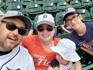 David attended Detroit Tigers vs. Chicago White Sox - MLB on Aug 7th 2019 via VetTix
