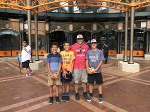 Joseph attended Detroit Tigers vs. Chicago White Sox - MLB on Aug 7th 2019 via VetTix