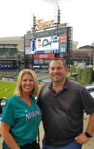 Kami attended Detroit Tigers vs. Seattle Mariners - MLB on Aug 13th 2019 via VetTix