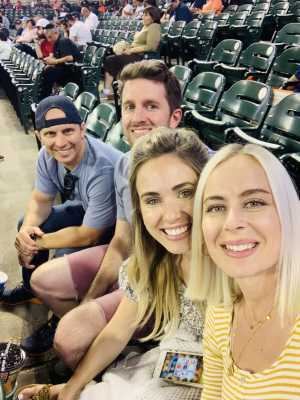 David attended Detroit Tigers vs. Seattle Mariners - MLB on Aug 13th 2019 via VetTix