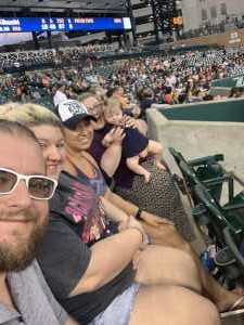 Justin attended Detroit Tigers vs. Seattle Mariners - MLB on Aug 13th 2019 via VetTix