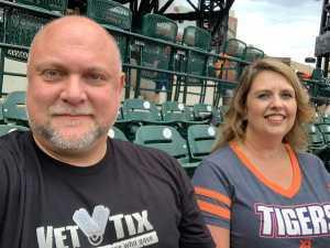 Austin attended Detroit Tigers vs. Seattle Mariners - MLB on Aug 13th 2019 via VetTix