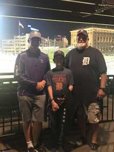 Gene attended Detroit Tigers vs. Seattle Mariners - MLB on Aug 13th 2019 via VetTix