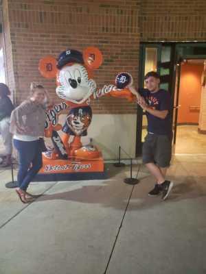 jordan attended Detroit Tigers vs. Seattle Mariners - MLB on Aug 13th 2019 via VetTix