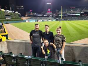 William attended Detroit Tigers vs. Seattle Mariners - MLB on Aug 13th 2019 via VetTix
