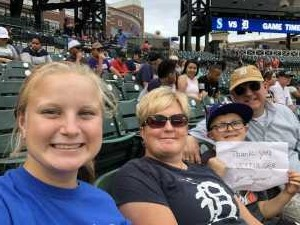 Click To Read More Feedback from Detroit Tigers vs. Seattle Mariners - MLB