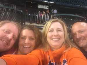 Scott attended Detroit Tigers vs. Cleveland Indians - MLB on Aug 28th 2019 via VetTix