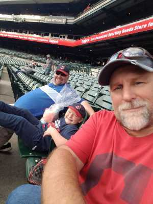 Jim attended Detroit Tigers vs. Cleveland Indians - MLB on Aug 28th 2019 via VetTix
