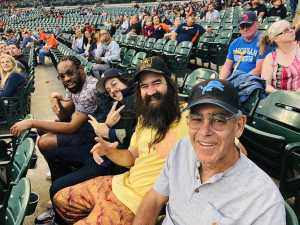 David attended Detroit Tigers vs. Cleveland Indians - MLB on Aug 28th 2019 via VetTix