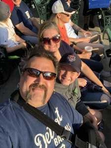 Charles attended Detroit Tigers vs. Cleveland Indians - MLB on Aug 28th 2019 via VetTix