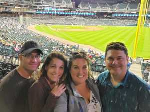Kelly attended Detroit Tigers vs. Cleveland Indians - MLB on Aug 28th 2019 via VetTix