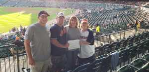 Richard attended Detroit Tigers vs. Cleveland Indians - MLB on Aug 28th 2019 via VetTix