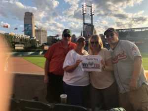 ELK attended Detroit Tigers vs. Cleveland Indians - MLB on Aug 28th 2019 via VetTix