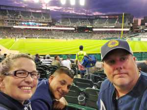 Robert attended Detroit Tigers vs. Cleveland Indians - MLB on Aug 28th 2019 via VetTix