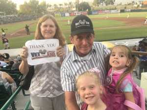 Click To Read More Feedback from Inland Empire 66ers vs. San Jose Giants - MiLB