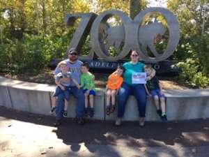 Tiffany attended Philadelphia Zoo - * See Notes - Good for Any One Day Through December 30th, 2019 on Dec 30th 2019 via VetTix