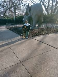 synquetta attended Philadelphia Zoo - * See Notes - Good for Any One Day Through December 30th, 2019 on Dec 30th 2019 via VetTix