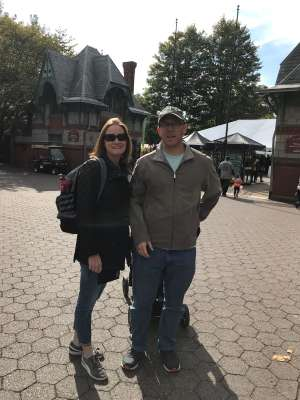 Chad attended Philadelphia Zoo - * See Notes - Good for Any One Day Through December 30th, 2019 on Dec 30th 2019 via VetTix