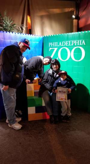 Don attended Philadelphia Zoo - * See Notes - Good for Any One Day Through December 30th, 2019 on Dec 30th 2019 via VetTix