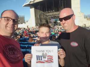 Michael attended 311 & the Dirty Heads - Reserved Seating on Aug 20th 2019 via VetTix