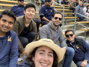 David attended Cal Berkeley Golden Bears vs. Oregon State University - NCAA Football on Oct 19th 2019 via VetTix