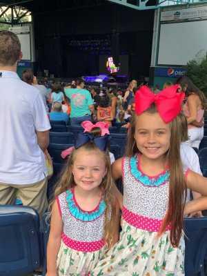 Anthony attended Kidz Bop World Tour 2019 - Children's Theatre on Aug 9th 2019 via VetTix