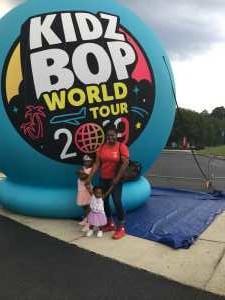 Shavon Smith attended Kidz Bop World Tour 2019 - Children's Theatre on Aug 9th 2019 via VetTix
