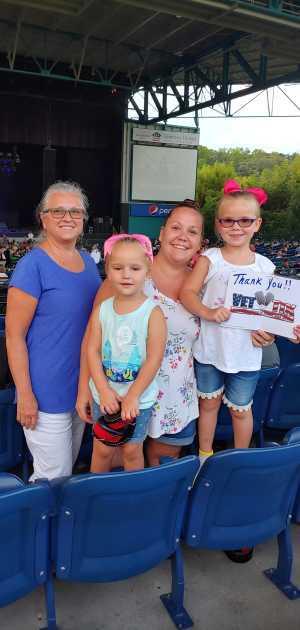 Michelle attended Kidz Bop World Tour 2019 - Children's Theatre on Aug 9th 2019 via VetTix