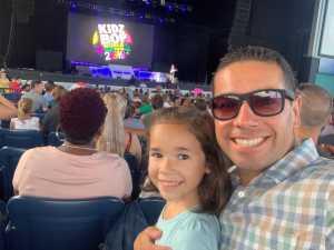Enrique attended Kidz Bop World Tour 2019 - Children's Theatre on Aug 9th 2019 via VetTix